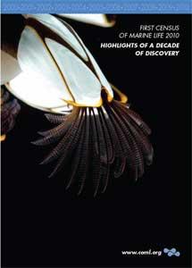 censo de la vida marina, portada