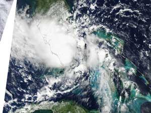 ciclón Bonnie