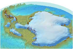 colapso parcial plataforma WAIS en la Antártida