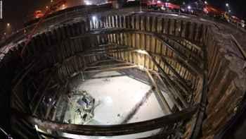 construcción de la piscina Deepest, Polonia