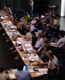reuniones convenio OSPAR 2010