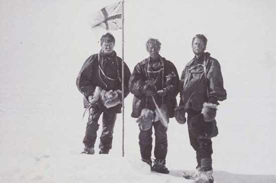 expedición australianaal ártico de Douglas Mawson