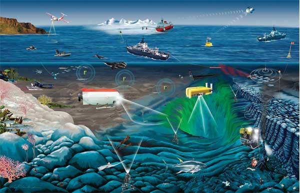 exploración del océano, censo de la vida marina