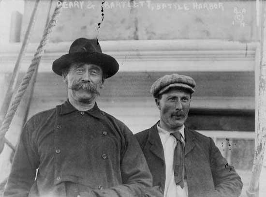 Peary y Bartlett