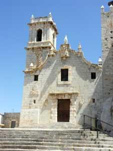 Peñíscola, Iglesia Virgen de la Ermitana