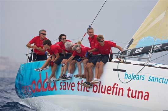 Barco Save the Bluefin Tuna, Copa del Rey de Vela