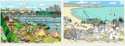 Greenhearth, proyecto de barco a vela