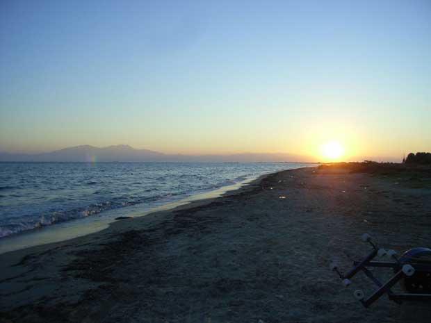 península de Casandra, Grecia