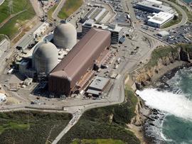 planta nuclear Diablo Canyon, California