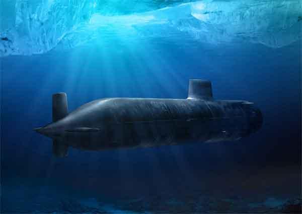 submarino utiliza el sonar