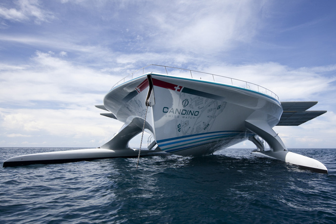 barco solar Turanor Planetsolar