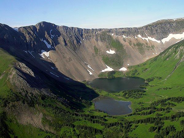 Wapiti Lake Provincial Park, Canadá