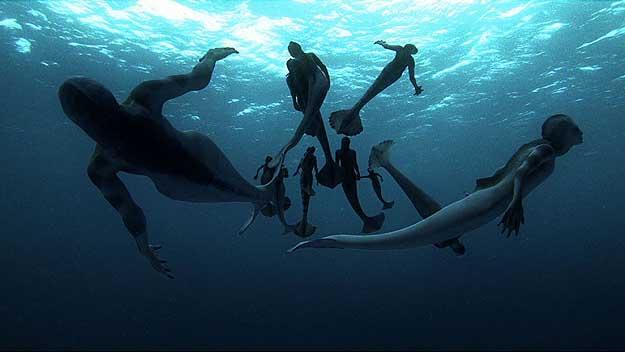 "imagen de la serie ""sirenas"" de Animal Planet"