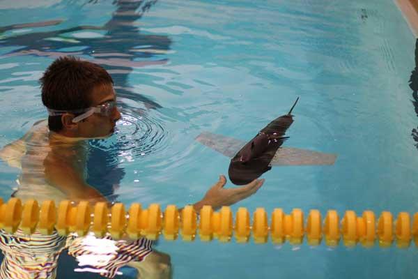 pez robot