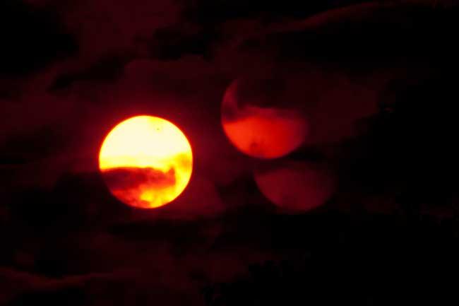 tránsito de Venus junio de 2012