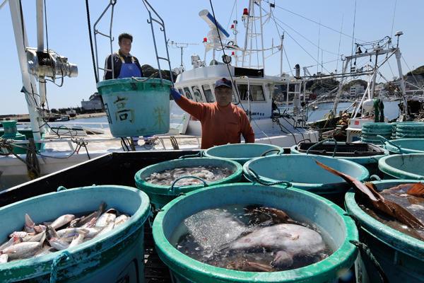 barcos pesqueros japoneses