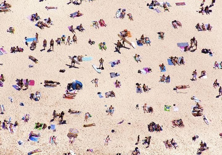 bondi beach norte