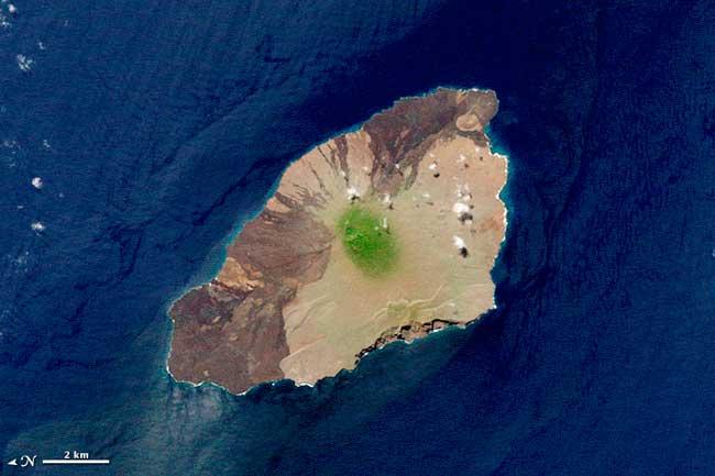 isla Pinta, Galápagos