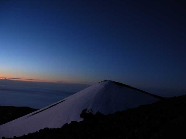 pico del Mauna Kea, Hawái