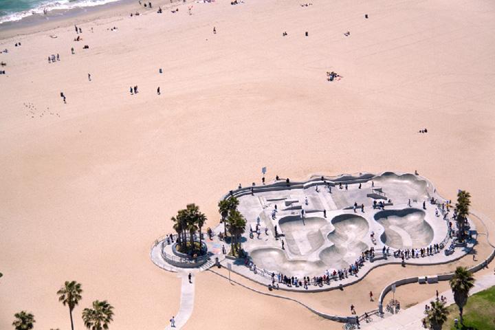 playa Benice, California