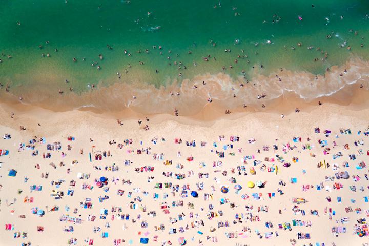 playa Coogee, Australia