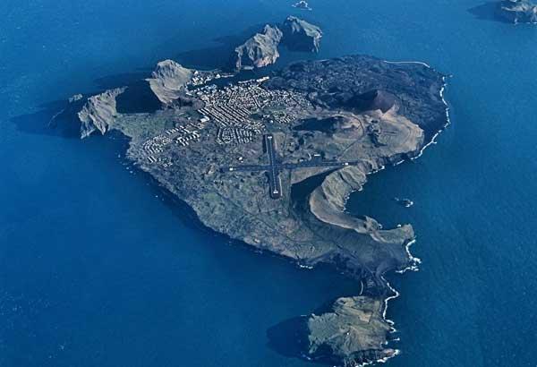 volcán Eldfell, Heimaey - Islandia