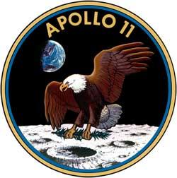 insignia Apolo XI