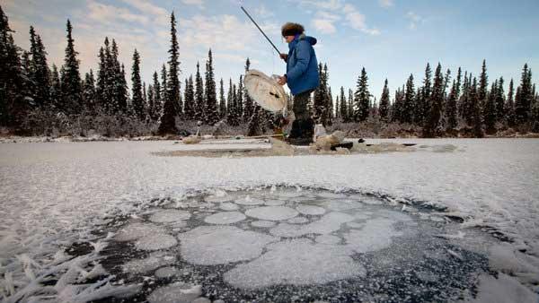 Katey M. Walter Anthony investiga filtraciones de metano en Alaska