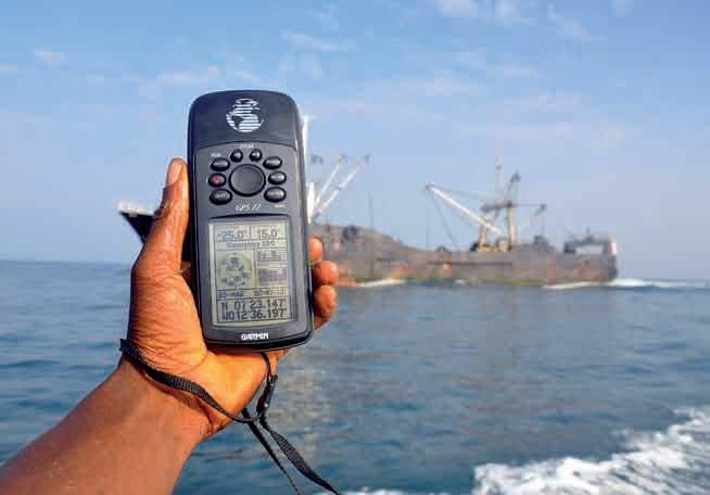 investigación de EJF sobre pesca pirata en Sierra Leona