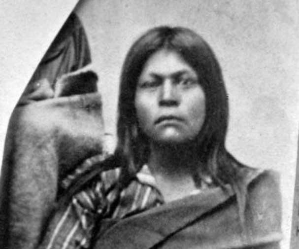 La mujer solitaria de la isla de San Nicolás, California
