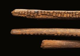 objetos vikingos encontrados en Canadá