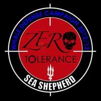 Sea Shepherd operación Zero Tolerance, logo