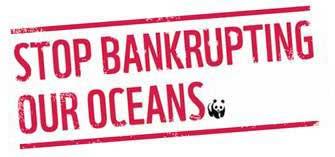stop al derroche en los océanos