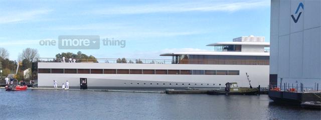 yate de Steve Jobs 'Venus'