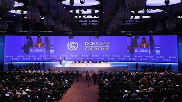 COP18 en Doha sobre el cambio climático