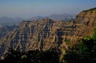 Deccan Traps en la India