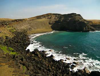 Ka Le (South point) - Hawaii