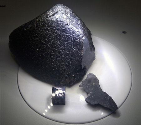 meteorito marciano Northwest Africa (NWA) 7034