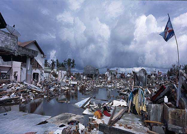 tsunami del Índico de 2004