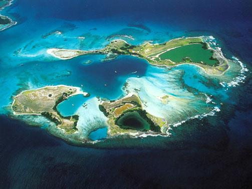 archipiélago de Los Roques, Venezuela