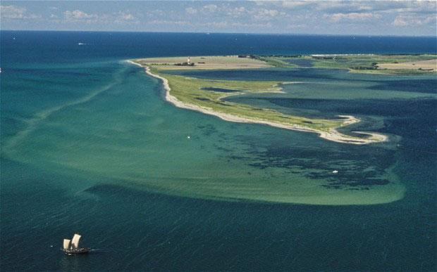 isla de Norderoogsand - Alemania