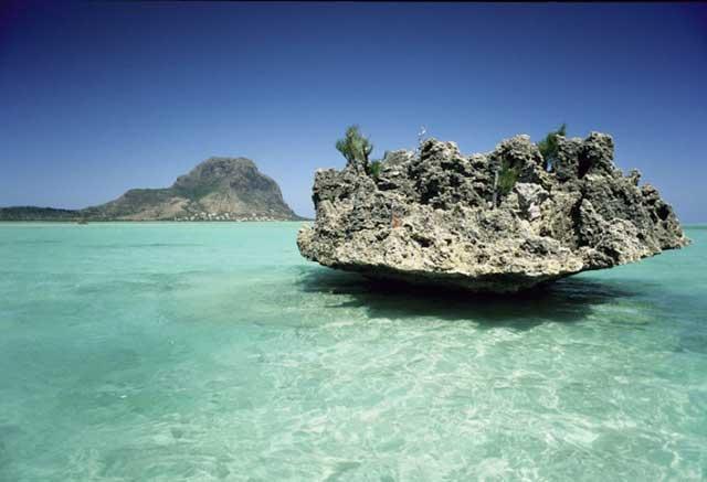 Isla Mauricio - Océano Índico