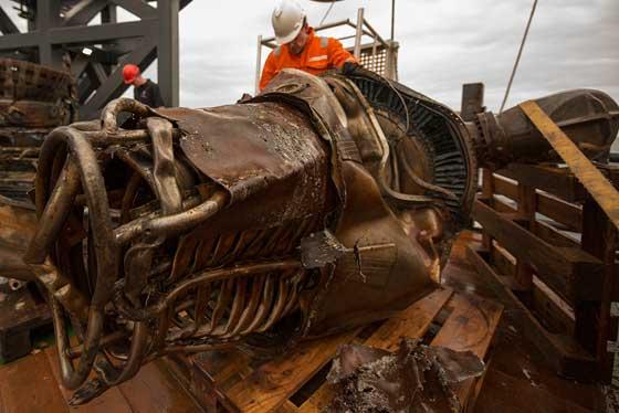 motor Apollo XI