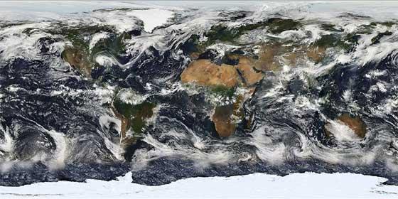 los signos vitales de la Tierra