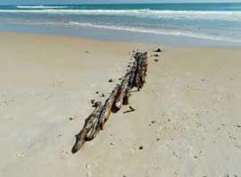 trampa de piedra para peces en Australia