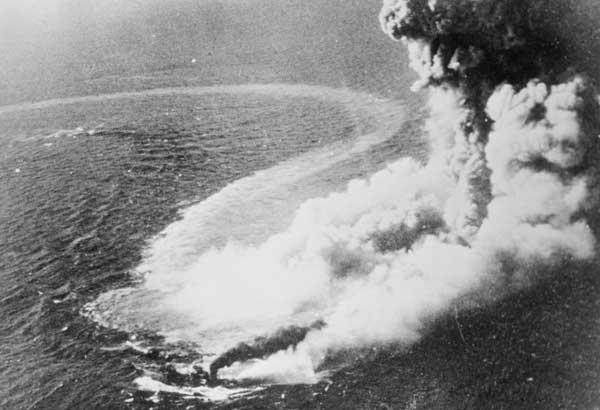 batalla de Chuuk lagoon 1944