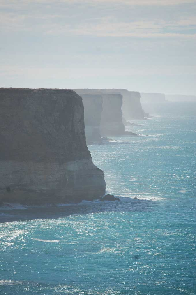 Acantilados de Bunda Cliffs, Australia