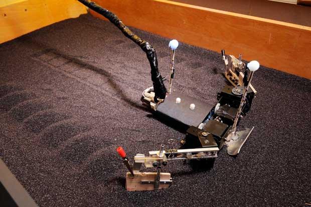 Flipperbot el robot que imita a las tortugas marinas