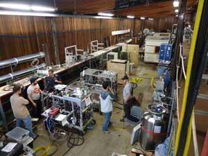 laboratorio de hidraulica marina