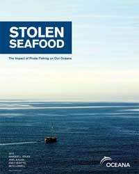 Informe de Oceana sobre la pesca pirata
